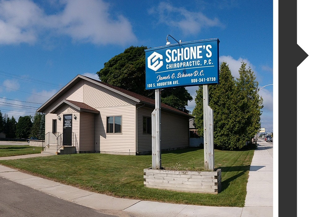 Schone's Chiropractic, P.C. Office Building
